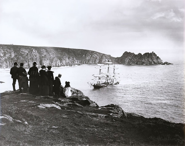 Фото №3 - Не повезло: старинные фотографии кораблекрушений