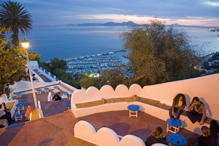 Фото №6 - Жемчужина Туниса: зачем ехать в бело-голубой город Сиди-бу-Саид