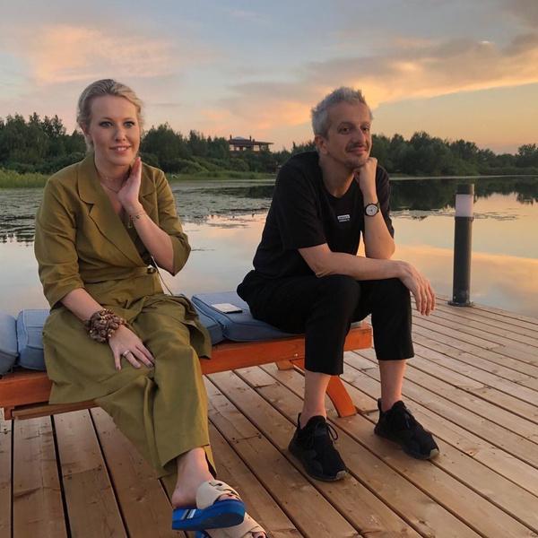 Ксения Собчак рассказала, как начался их роман с Константином Богомоловым