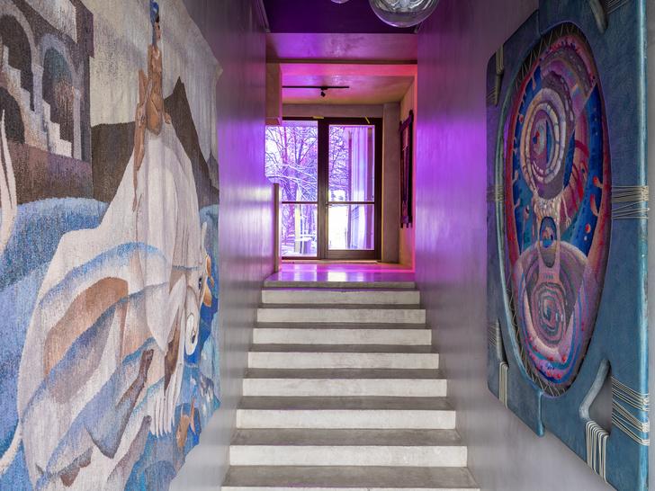 Фото №10 - Экспозиция шпалер и гобеленов в «Ателье ковров Евгения Шутко»