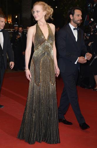 Фото №41 - Королева Канн: все модные образы Николь Кидман за историю кинофестиваля