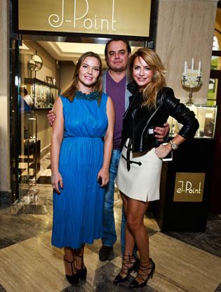 Фото №8 - Яна Рудковская и другие гости бранча J-Point