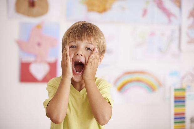 Фото №1 - Тише, не кричи: откуда берутся «громкие» дети