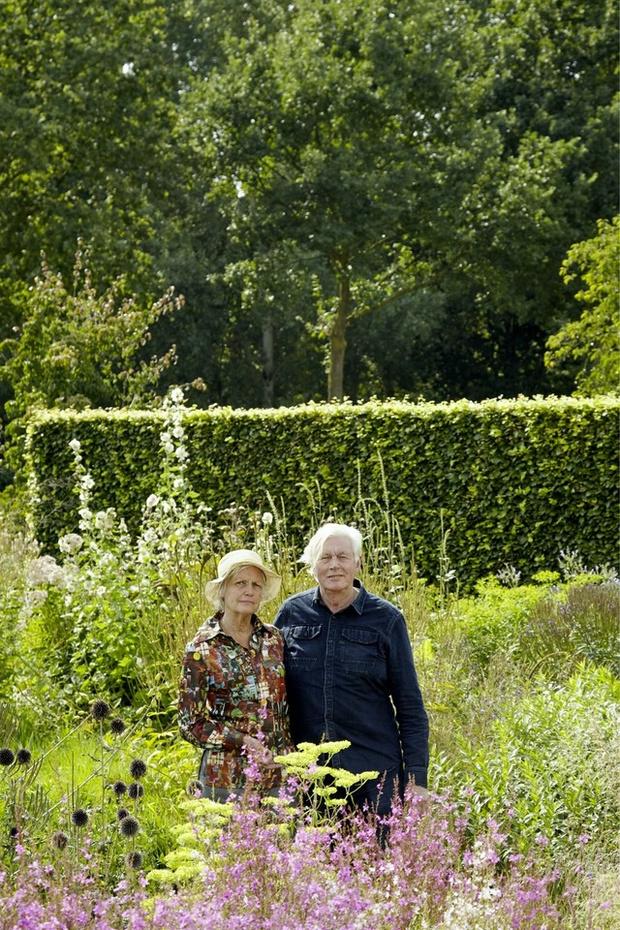 Фото №1 - Сад ландшафтного дизайнера Пита Удольфа
