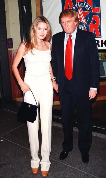 Фото №4 - Как Мелания отбила Дональда Трампа у молодой красивой миллиардерши в первый же вечер знакомства