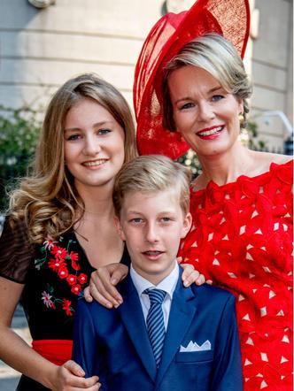 Фото №6 - Отличница Елизавета: почему будущая королева Бельгии— идеал современной принцессы