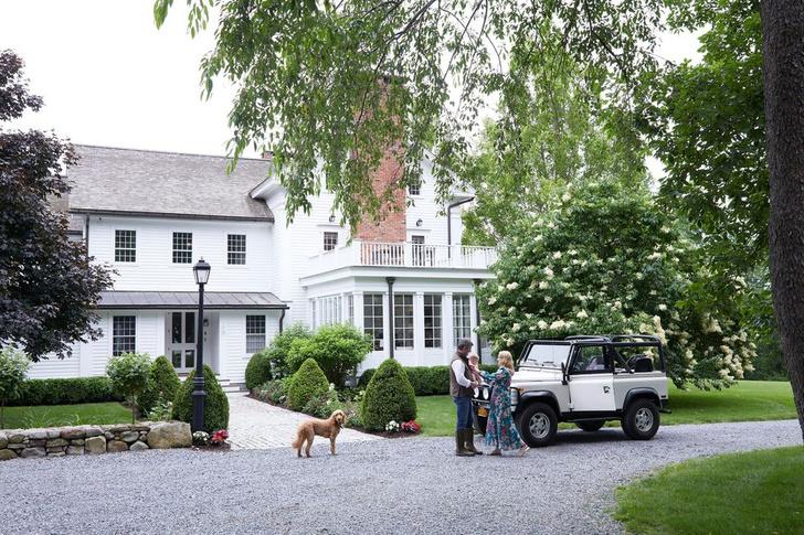 Фото №14 - Загородный дом редактора глянца в Миллбруке