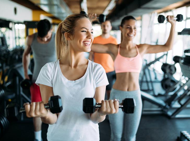 Фото №3 - Занятия в тренажерном зале: методы силовых тренировок и программа для начинающих
