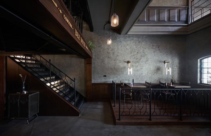 Фото №4 - Ресторан в стиле стимпанк на Тайване