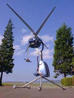 Фото №2 - Вертолет Леонардо да Винчи идет на взлет
