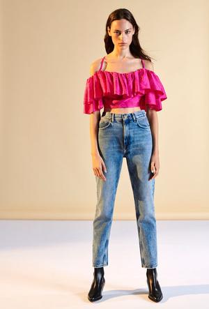 Фото №2 - Базовый гардероб парижанки: самые модные вещи Sandro для весны и лета 2020