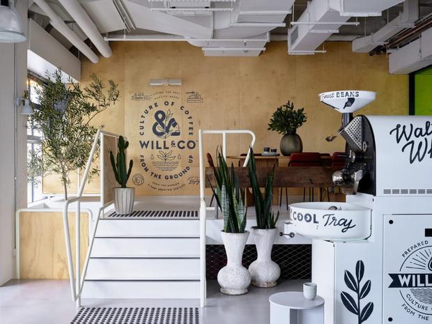 Фото №9 - Пляжное кафе Will & Co в Сиднее