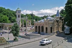 Фото №1 - Горы, воздух и Нарзан: семейный отдых и лечение в Кисловодске