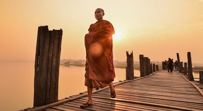 Мингьюр Ринпоче: «Смело встречая страх будущего, мы преобразуем настоящее»