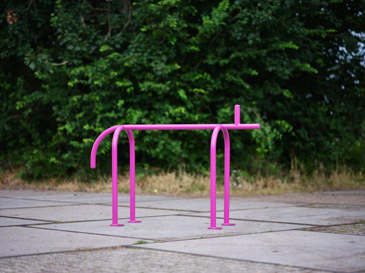Фото №3 - Инсталляция на детской площадке в Амстердаме
