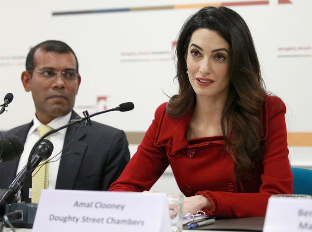 Фото №9 - Амаль Клуни: правозащитница, инфлюенсер, икона стиля