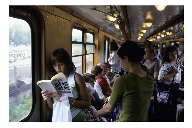 Фото №1 - Вагоны московского метро будут пахнуть сакурой