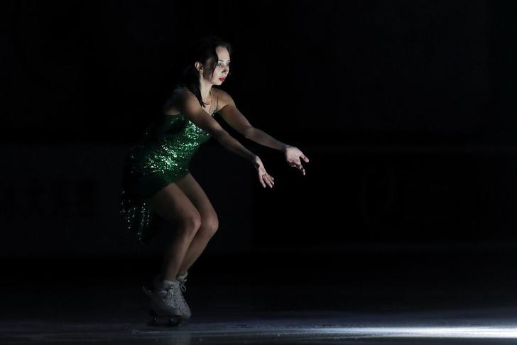 Фото №1 - Туктамышева впервые прыгнула четверной тулуп (видео)