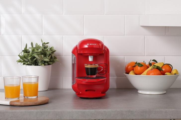Фото №2 - Новая TASSIMO VIVY II готовит кофе с помощью одной кнопки
