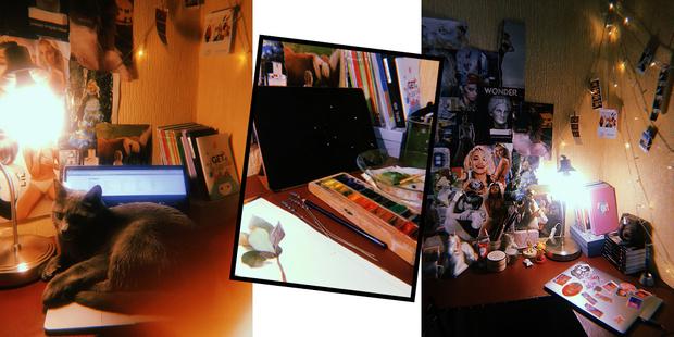 Фото №8 - Как обустроить рабочее место дома: советует редакция ELLE Girl