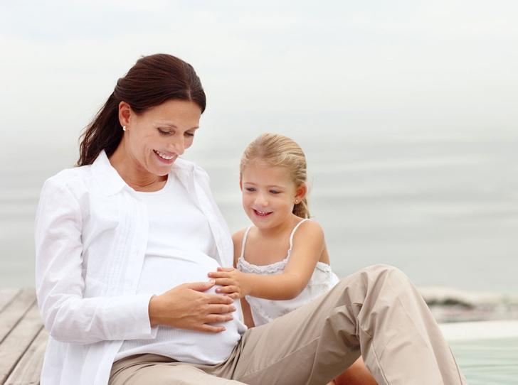 Фото №2 - Беременность после 40: отложить нельзя рожать