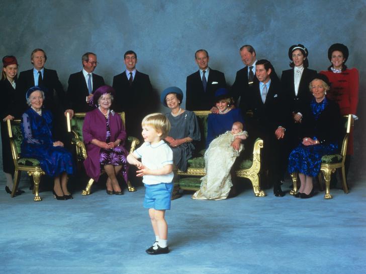 Фото №2 - Королевская обида: почему принцесса Анна отказалась приходить на крестины Гарри