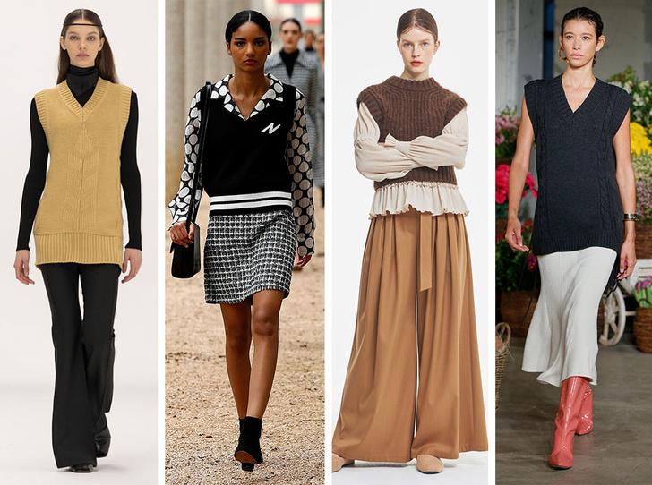 Фото №3 - Тренды осени и зимы 2021/22 с Недели моды в Нью-Йорке