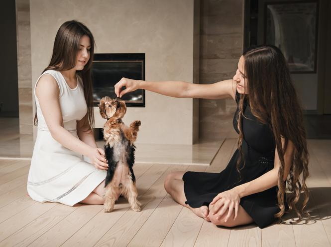 Фото №5 - Пока все дома: 5 идей для домашней фотосессии