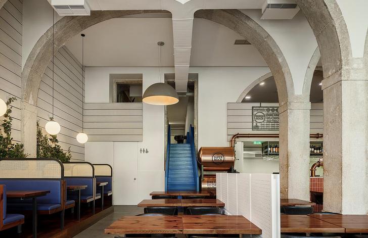 Фото №1 - Ресторан Marco в Лиссабоне