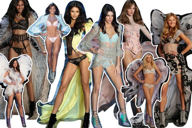Фото №8 - Самые красивые образы с показа Victoria's Secret