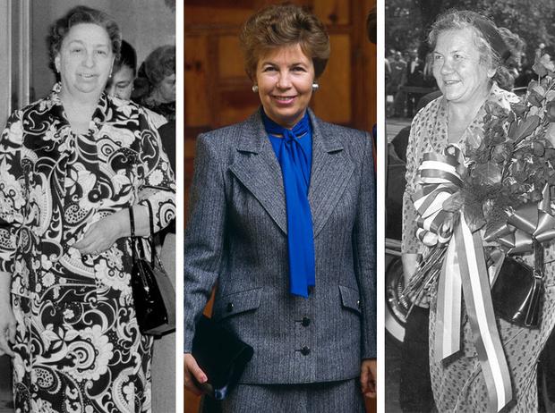 Фото №1 - Советский стиль: как одевались первые леди СССР