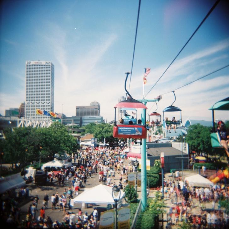 Фото №1 - Рок-фестивали, которые потрясли мир