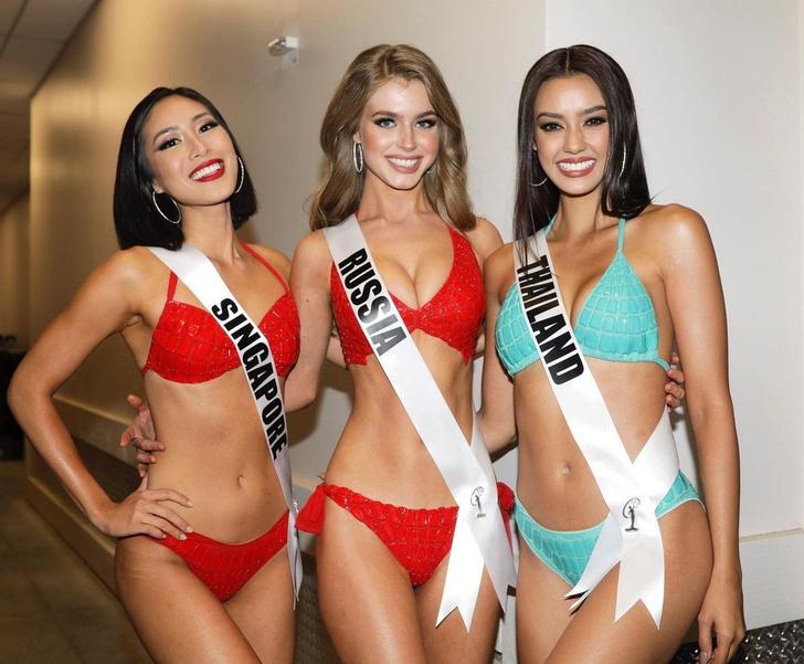 Фото №1 - Красотка из Мексики: смотри, как выглядит победительница конкурса «Мисс Вселенная 2021»
