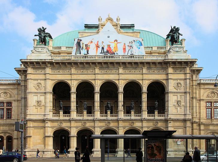 Фото №4 - Кофе, «Захер» и Венская опера: самые притягательные символы столицы Австрии