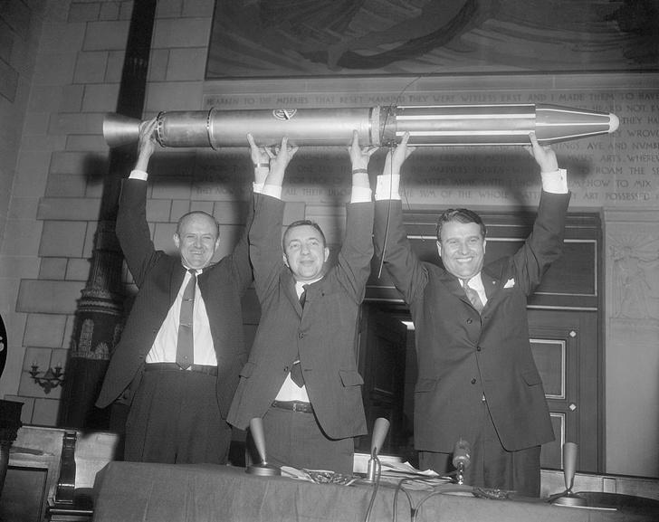 Фото №4 - Главный приз — Вселенная: как развивалась космическая гонка СССР и США