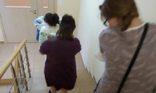 Фото №1 - Мам с новорожденными эвакуируют из Перинатального центра им. Алмазова