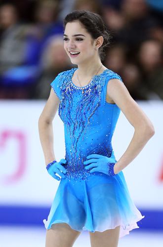 Фото №3 - Евгения Медведева: «Люди в большом спорте всегда одиночки»