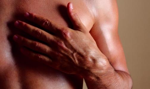 Фото №1 - Рак груди – мужская болезнь?