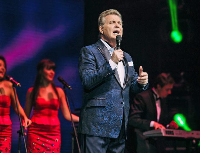 Лев Лещенко в Воронеже
