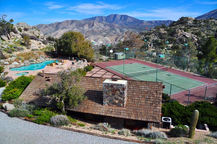 Фото №13 - В Калифорнии продается бывший дом Фрэнка Синатры