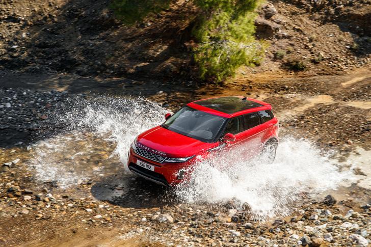 Фото №6 - Range Rover Evoque: дорогое, удовольствие