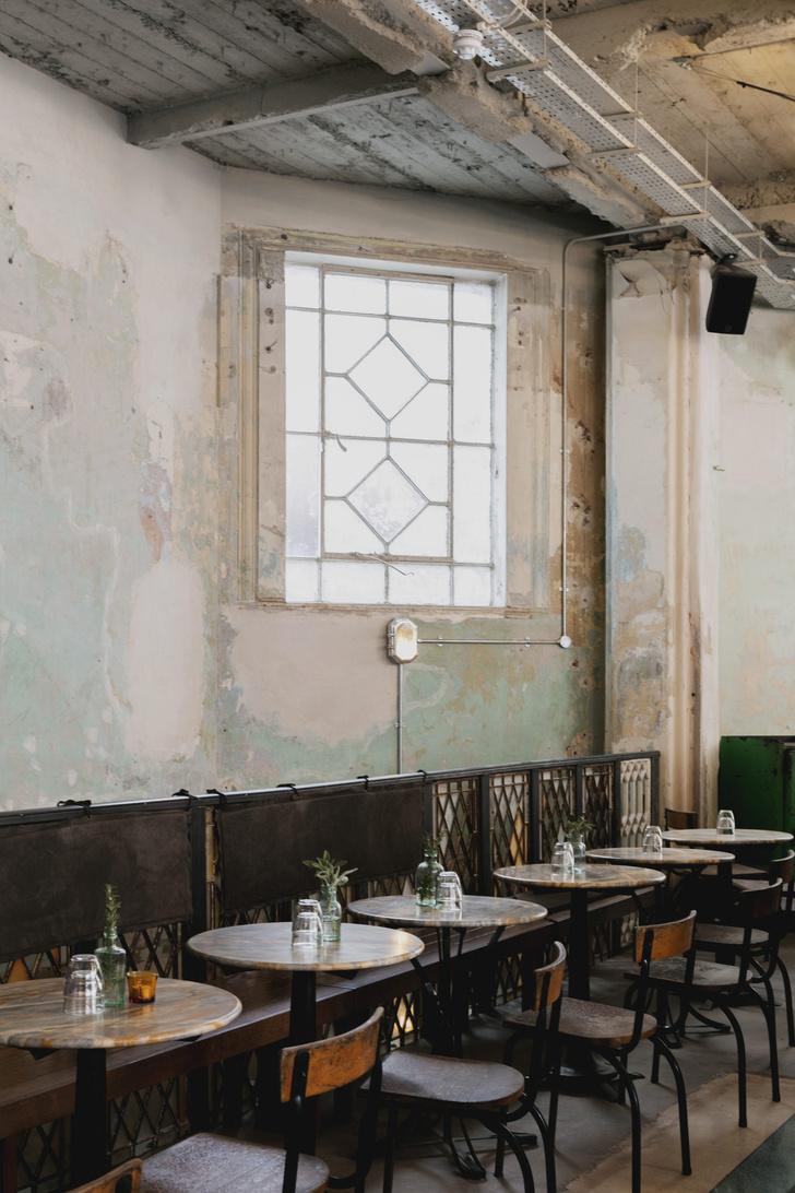 Фото №6 - Ресторан в универмаге XIX века в Лондоне
