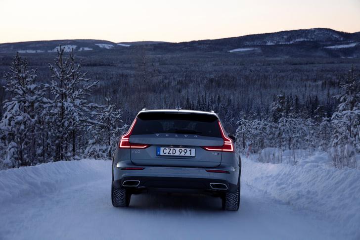 Фото №5 - Volvo V60 Cross Country: один автомобиль чтобы править всеми