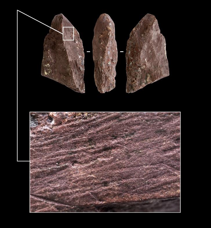 Фото №1 - Ученые сделали неожиданную находку в Денисовой пещере