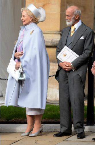 Фото №8 - Как принцесса Майкл Кентская относится к зятю-простолюдину