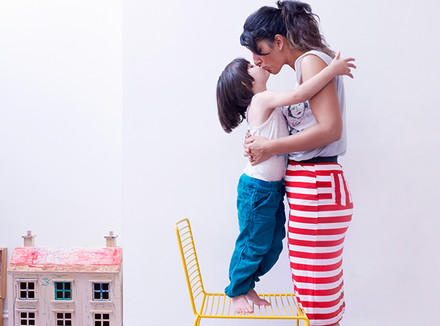 Как завоевать любовь ребенка