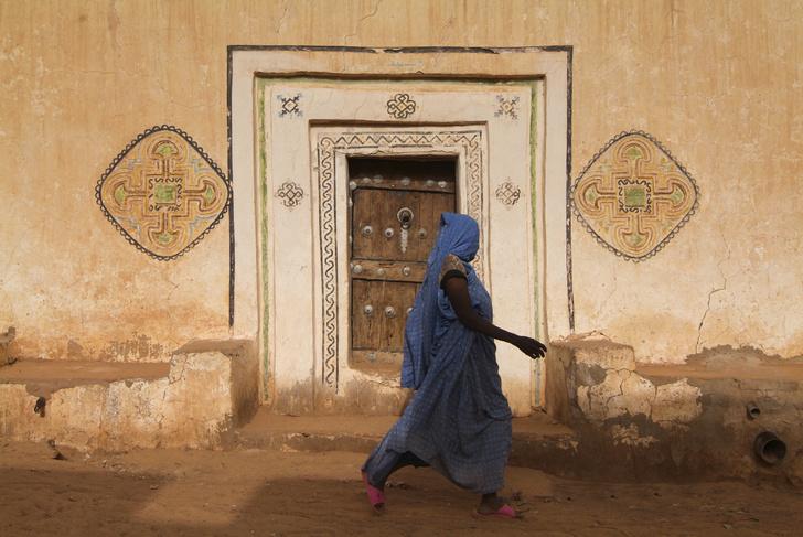 Фото №1 - Почему вы с размером S никогда бы не вышли замуж в Мавритании