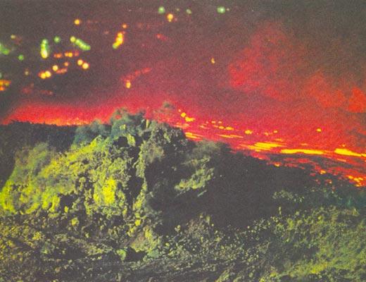 Фото №1 - Жизнь на вулкане