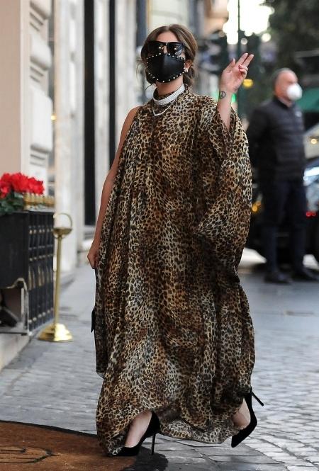Леди Гага в Риме