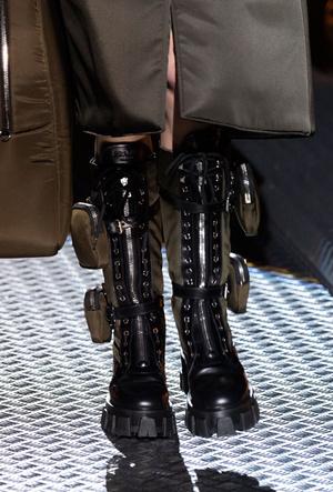 Фото №28 - Самая модная обувь осени и зимы 2019/20